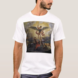 St. Michael defeats the Devil T-Shirt
