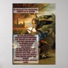 St. Michael Prayer Poster