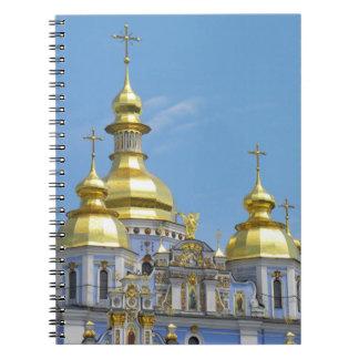 St Michael's - Kyiv Notebook