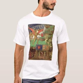 St. Michael Slaying the Dragon T-Shirt
