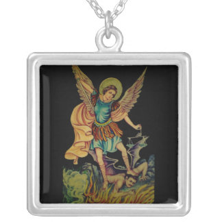 St. Michael The Arch Angel Necklace
