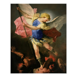 St Michael the Archangel 21 Poster