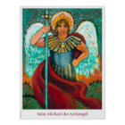 St. Michael the Archangel Classroom poster