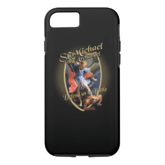 ST MICHAEL THE ARCHANGEL DEFEND US IN BATTLE iPhone 7 CASE