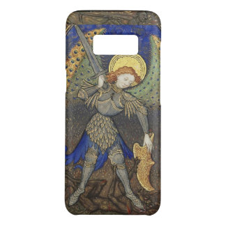 St. Michael the Archangel with Devil Case-Mate Samsung Galaxy S8 Case