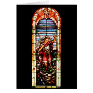 St. Michael vs. the Dragon Card