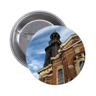 St. Michaelis church 2 Inch Round Button