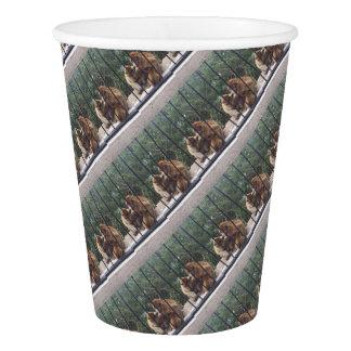 St Michael's Cave Paper Cup