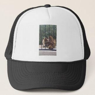 St Michael's Cave Trucker Hat
