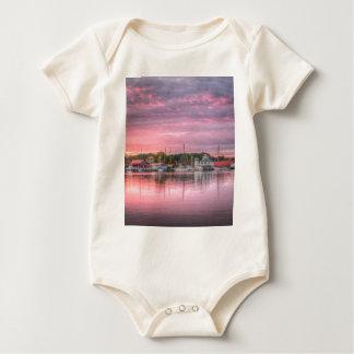 St. Michaels Harbor Baby Bodysuit