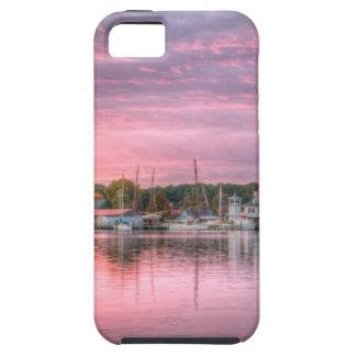 St. Michaels Harbor iPhone 5 Cases