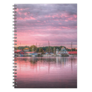St. Michaels Harbor Notebooks
