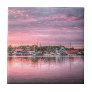 St. Michaels Harbor Tile