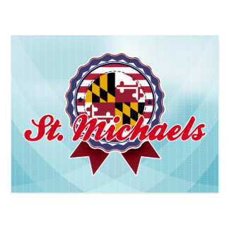 St. Michaels, MD Postcard