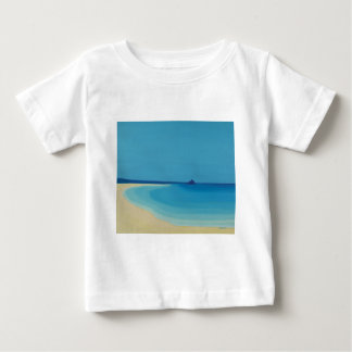 St Michaels Mount 2. Baby T-Shirt