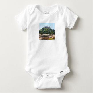 St Michael's Mount Castle, England 2 Baby Onesie