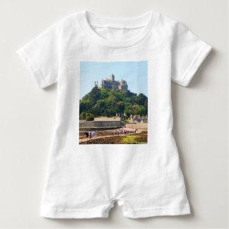 St Michael's Mount Castle, England 2 Baby Romper