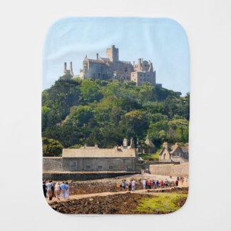 St Michael's Mount Castle, England 2 Burp Cloth