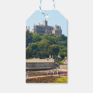 St Michael's Mount Castle, England 2 Gift Tags