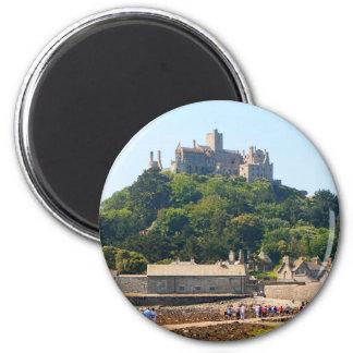 St Michael's Mount Castle, England 2 Magnet