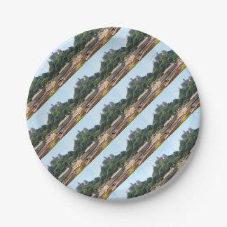 St Michael's Mount Castle, England 2 Paper Plate