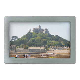 St Michael's Mount Castle, England 2 Rectangular Belt Buckles