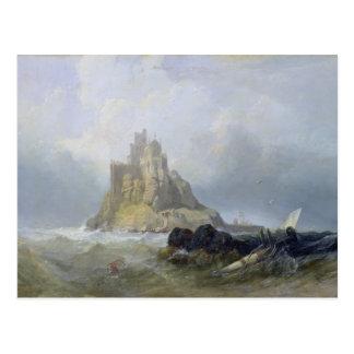 St. Michael's Mount, Cornwall Postcard
