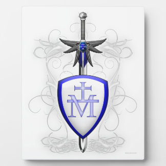 St. Michael's Sword Plaque