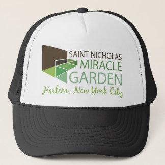 St Nicholas Miracle Garden Trucker Hat