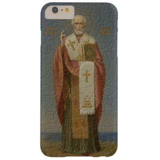 St. Nicholas of Myra Bishop Barely There iPhone 6 Plus Case