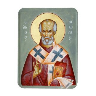St Nicholas of Myra Icon Magnet