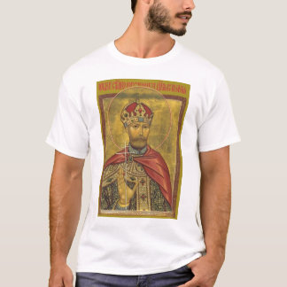 St Nicholas the Holy Royal Martyr T-Shirt