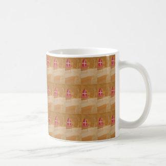 St. Nick's Day Dutch Sinterklaas  Watercolor Miter Coffee Mug