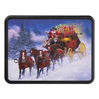 St. Nicks Express Trailer Hitch Cover
