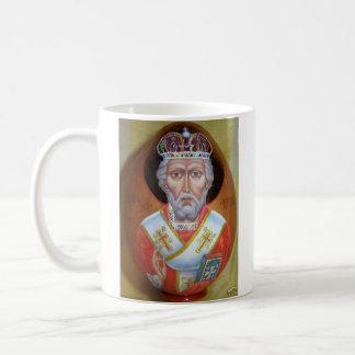 St. Nikolas, archbishop Mirlikian, Miracle-maker Coffee Mug
