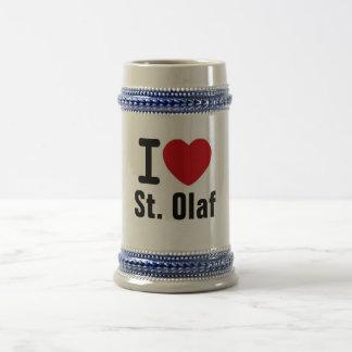 St. Olaf Stein