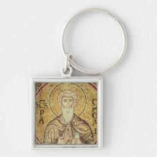 St. Pachomius Keychain