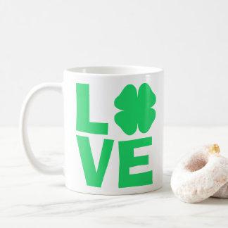 St Paddy Love Coffee Mug