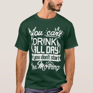 St Paddy's Day is Underway T-Shirt