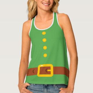 St Paddy's Day. Lucky Leprechaun. Tank Top