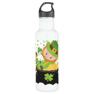 St Paddy's Leprechaun 710 Ml Water Bottle