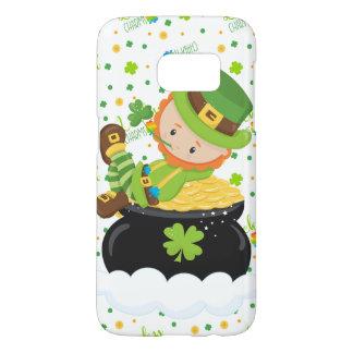 St Paddy's Leprechaun Samsung Galaxy S7 Case