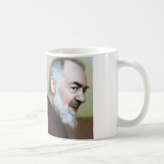 ST PADRE PIO COFFEE MUG