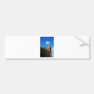 St. Pancras Bumper Sticker
