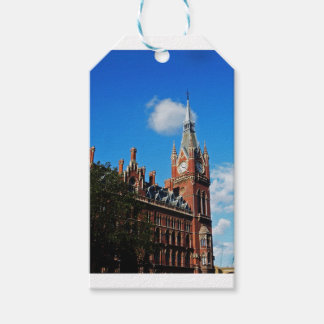 St. Pancras Gift Tags