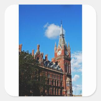 St. Pancras Square Sticker