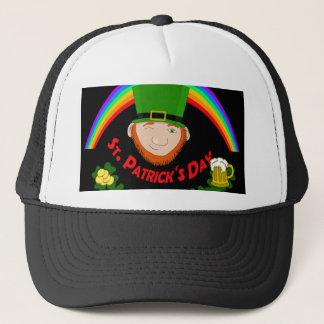 St. Partick Trucker Hat