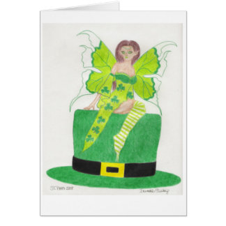 St. Pat 2008 Card