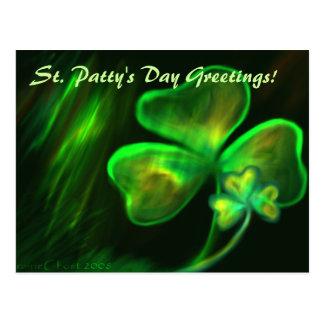 St Pat s Postcard