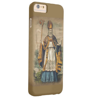 St. Patrick Bishop of Ireland Barely There iPhone 6 Plus Case